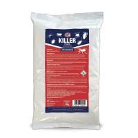 Killer Polvo Anti Hormigas, Espolvoreo Listo para el Uso, Elimina Insectos y Ácaros 1 Kg