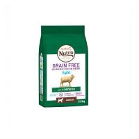 Nutro Grain FREE Perros Light, Cordero, 9,5 K