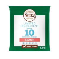 Nutro Limited Ingredient Perros Adultos Razas Medianas, Salmón, 1,4 Kg