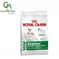 Pienso Royal Canin MINI Starter Mother&babydog 1KG para Cachorros de Raza Pequeña
