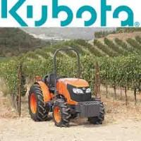Tractor Kubota Mod. M6040Dtn, Tipo Frutero, Inversor y Frenos Hidraulicos ,calidad Precio