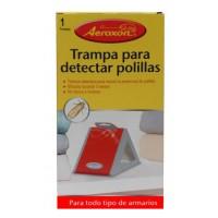 Trampa de Feromonas para Reducir la Presencia de Polillas Aeroxon 1 Ud