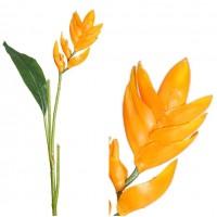 Vara Heloiconia Latex Artificial. Realista. A