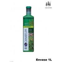 Abono Orgánico Biocanabium Crecimiento 1L Algas Marinas y Aminoácidos Naturales