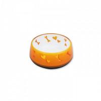 AFP Comederos Love Plástico -Naranja S-300Ml