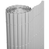 Cañizo PVC Blanco Media Caña 1,5X3