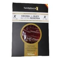 Cecina de Vaca Vieja de León Reserva 100 Gr.