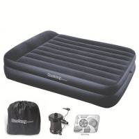 Colchon Inflable Doble con Bomba