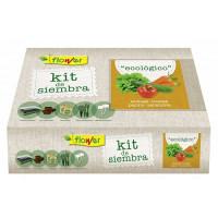 Kit de Siembra Ecológico Semillas Hortalizas