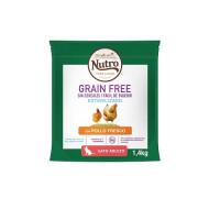 Nutro Grain FREE Gatos Esterilizados Pollo Fr