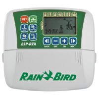 Programador RAIN BIRD RZX 4 Estacionesinterio