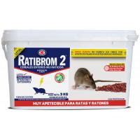 Ratibrom 2 Cereal, Cubo 3 Kg