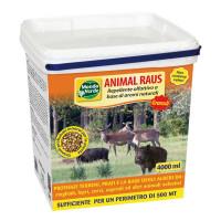 Repelente de Animales Salvajes en Grano 4L