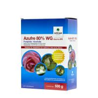 Sipcam Jardín Fungicida Acaricida Azufre 80% WG, 500 Gr
