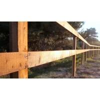 Vallado Hípico Post & Rail 2 Alturas