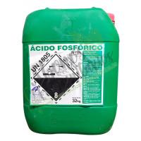 Acido Fosforico 70 – 72% Pentóxido de Fósforo