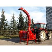 Biotrituradora para Tractor Skorpion 250 R / 90