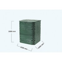 Compostador Thermo-King Graf 900 Litros