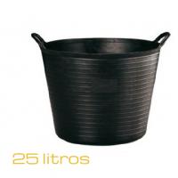 Espuerta de Plástico de 25L