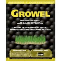 Growel  Anti-Encharcamientos Suelos  (N3% + K16%)  Masso 20Gr