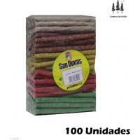 Snack Tasty Masticable 100 Uds. para Perros (Higiene+Fortaleza Dental) 800g