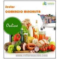 Curso Manipulador Alimentos ALTO Riesgo Comercio Minorista Online. Ahora 15€