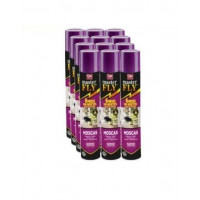 Pack Ahorro Insecticida Master FLY 750Ml 12 Botes