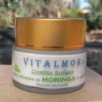 Crema Ecológica de Moringa con Aloe Vera Vitalmor