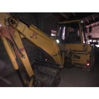 Excavadora Retroexcavadora FIAT F.b.7.b