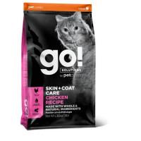 GO! SKIN + COAT Chicken Cat 1,4Kg
