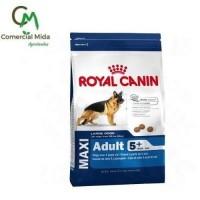 Pienso Royal Canin MAXI Adult 5+ 15KG para Perros de Raza Grande (A Partir de 5 Años)