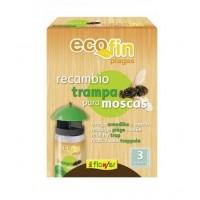 Recambio de Cebo Atrayente para Trampa Flower Ecofin Plagas