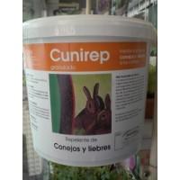Repelente Cunirep Conejo 5 KG.