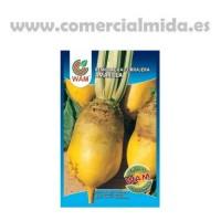 Semillas de Remolacha Forrajera Amarilla - Caja 250Gr