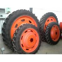 Sólo Vendo las Ruedas Estrechas del Tractor Kubota M128X