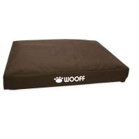 Wooff Colchon Box Coffee M 55X75X15Cm