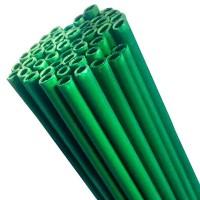 10 Unidades. Tutor, Soporte, Guía de Plástico para Entutorar Plantas. 100 Cm