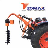 "Broca Ahoyadora Serie Profesional Zomax 25"" 630 Mm"