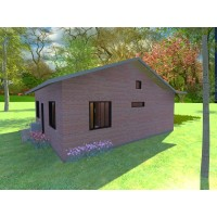 Casas Modulares  Sostenibles, con Energía Solar O Eólica , Planta de Tratamiento de Agua  1.200 Litros Hora