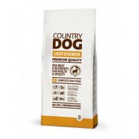Country Dog Food Light & Senior 15Kg