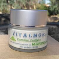 Crema de Moringa Ecológica Original Vitalmor