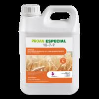 Proan Especial L 10-7-9 Abono NPK con Macro y Microelementos Quelatados de Probelte