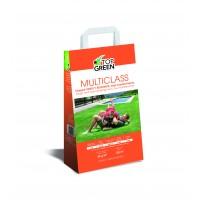 Semillas de Césped Multiclass. 5 kG Top Green
