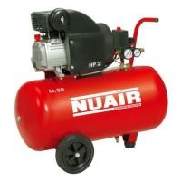 Compresor de Pistón Nuair  Rc2-50 RED