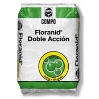 Floranid Doble Acción, Herbicida y Abono NPK 15-5-8 de Compo Expert