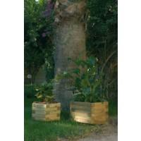Jardinera Hexagonal de 60 Cm