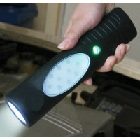 Lámpara Solar Multifuncional
