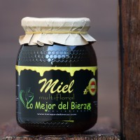 Miel Multifloral del Bierzo Totalmente Natural
