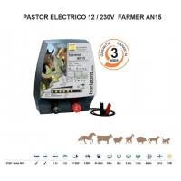 Pastor Eléctrico 12 / 230V Farmer AN15
