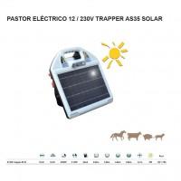 Pastor Eléctrico 12 / 230V Trapper AS35 Solar